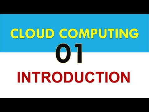Cloud Computing for Beginners - Introduction