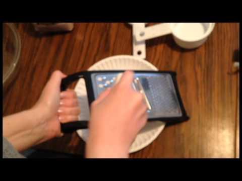 DIY laundry soap tutorial