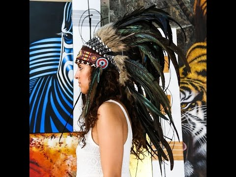 Indian Feather Headdress for Everyone - Indian Headdress