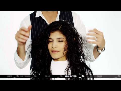 MATRIX New Style Wave Body Wave Service How-To Video Tutorial