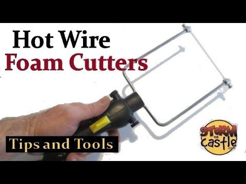 Hot Wire Foam Cutters