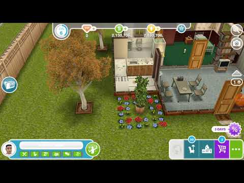 Cook burgers - the Sims freeplay 😸