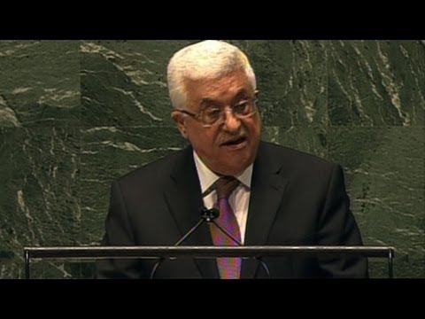 Abbas wins 'birth certificate' for Palestine state