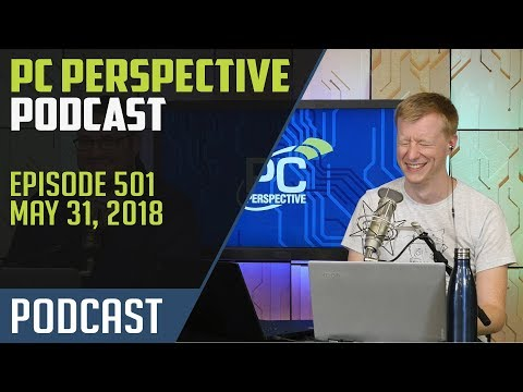 Podcast #501 - Intel Optane DIMMS, DIY Keyboards, and more!