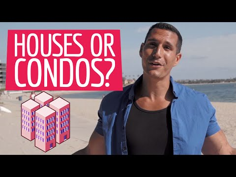 Invest In Houses Or Condos?