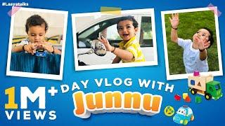 Day Vlog With Junnu   DIML Vlog   Lasya Talks   Lasya Manjunath