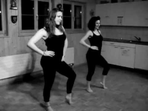 Single Ladies Dance Routine