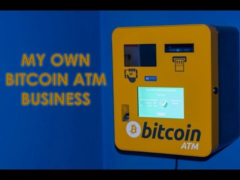 Starting My Bitcoin ATM Business