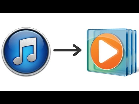 How to Transfer Music from iTunes to Windows Media Player (mp3)