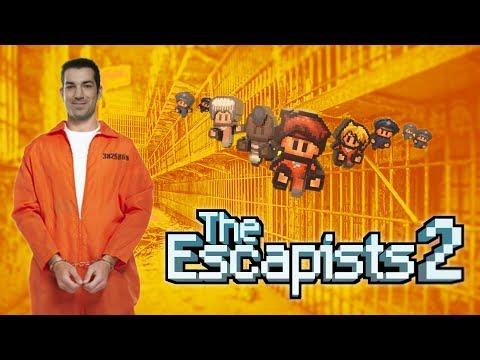The Escapists 2 FR #2 - Mon 1er job