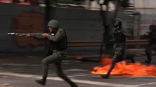 Venezuelan election sparks deadly riots