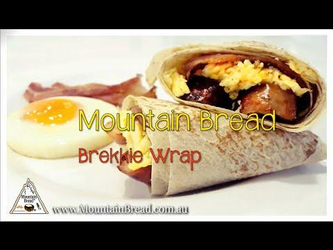 Mountain Bread™ - Brekkie Wrap