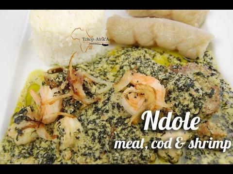 Cameroonian ndole recipe