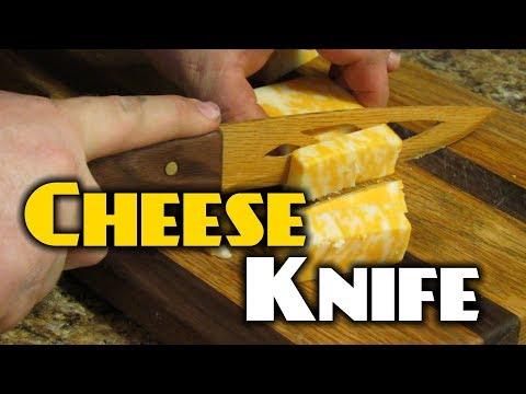 DIY: Make A Cheese Cutting Utensil