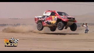 Team Toyota Dakar 2018