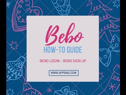 Bebo Login -  Bebo Sign up Guide