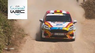 FIA Junior WRC - Rally Italia Sardegna 2019: Junior WRC Event Highlights