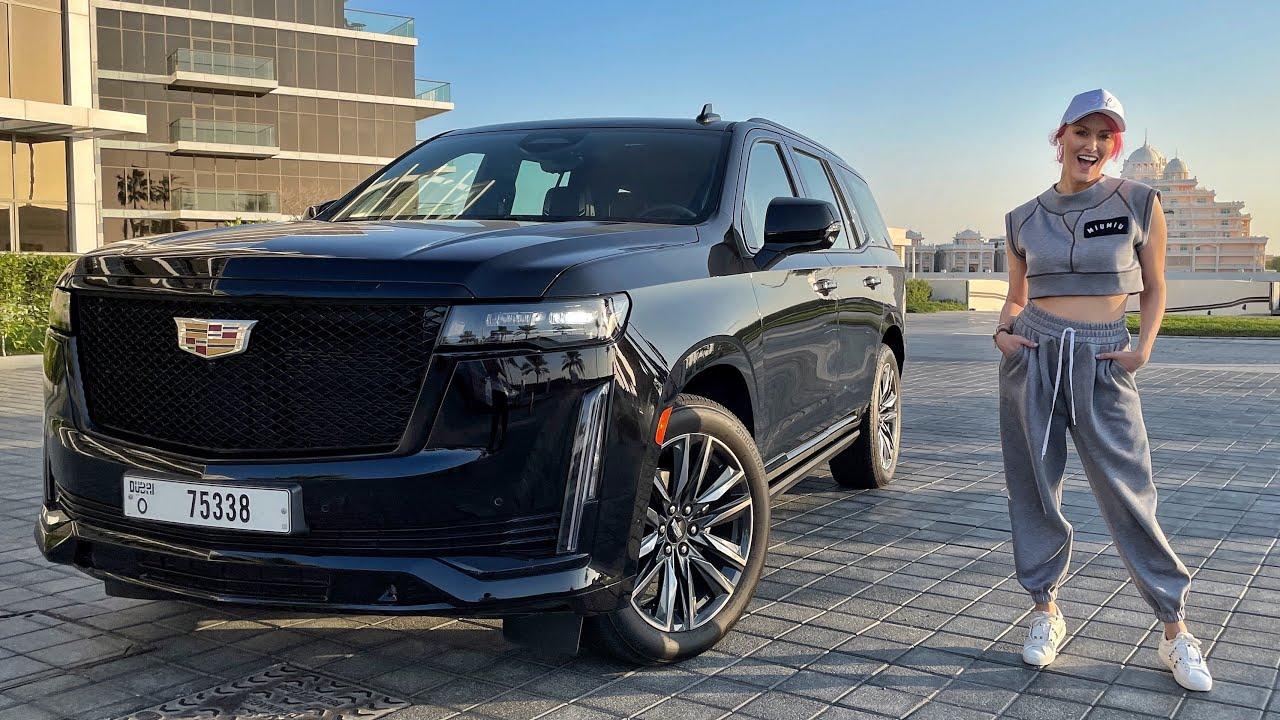 New 2021 Escalade   The Super Tech SUV!