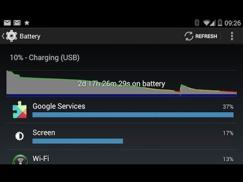 Google Play Services Battery Drain Fix for CM based ROM