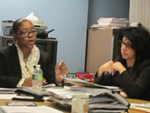 Guttenberg Housing Authority Barbara Criscione Fatima Becerril New Jersey Corruption