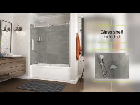 Utile by MAAX – Shower Wall Panels