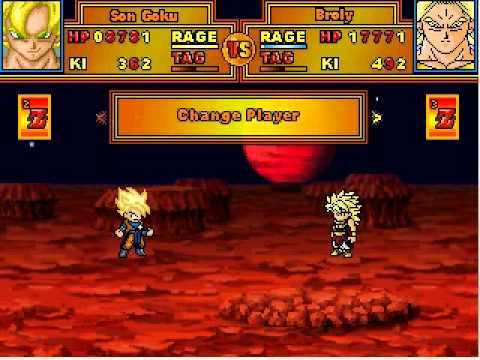 Dragon Ball Ultimate ShowDown  - Pc Game - Rpg Maker - Battle - LSW