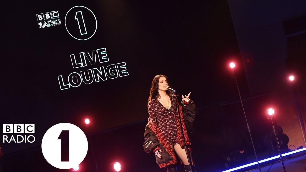 Dua Lipa - Eugene (Arlo Parks) in the Live Lounge