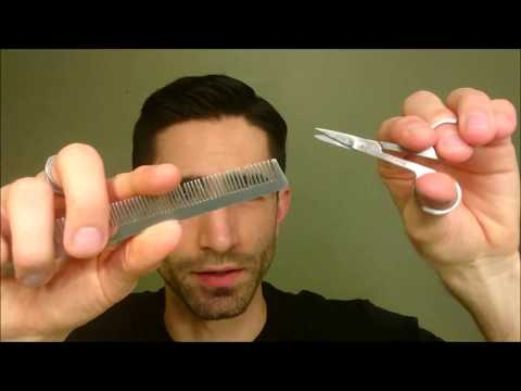Men's Thick Eyebrows Tips
