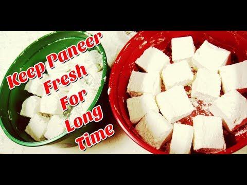 How To Store Paneer In Fridge