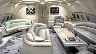 صور طائرة العقيد الليبي الخاصة وهذا هو مصيرها !