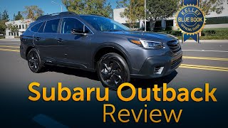 2021 Subaru Outback | Review & Road Test