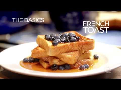 How to Make French Toast - The Basics on QVC