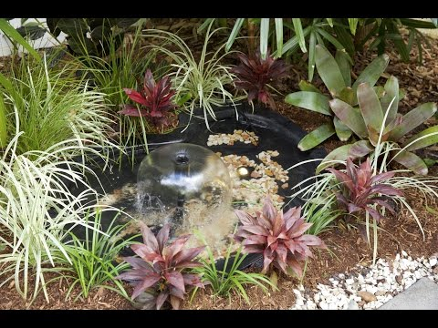 DIY Quick & Easy Small Pond