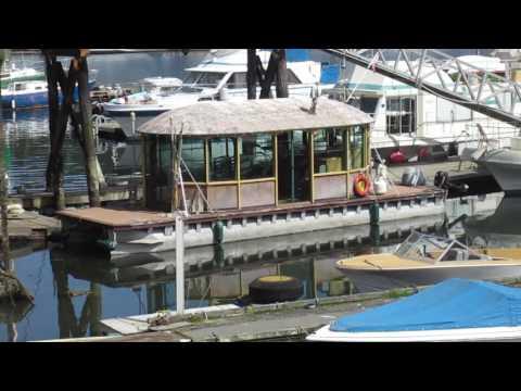 Pon Tiki  Floating Tiki Hut