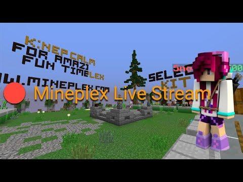 🔴 Live! // Mineplex MPS LiveStream!