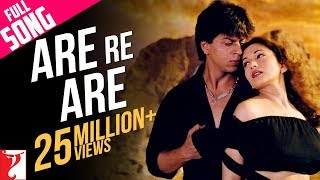 Are Re Are - Full Song | Dil To Pagal Hai | Shah Rukh Khan | Madhuri Dixit