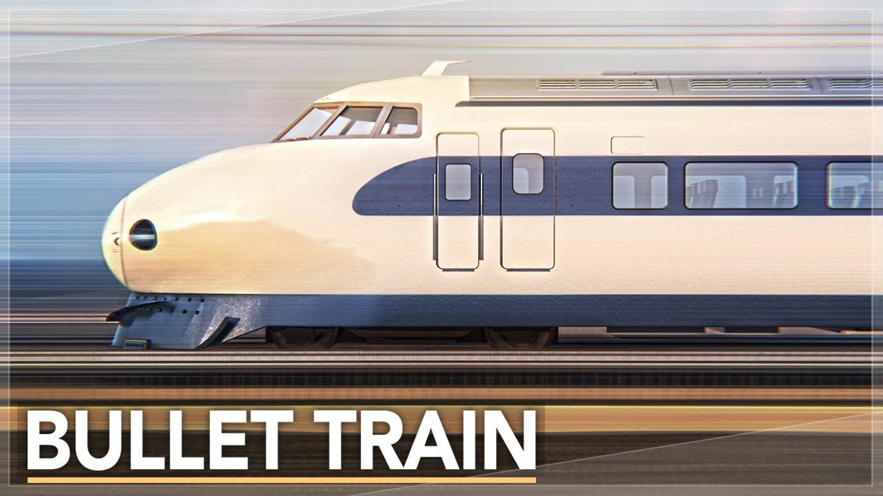 Why This Train Is The Envy Of The World: The Shinkansen Story
