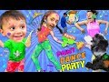 PAINT DANCE PARTY FUNnel V Dancing 2R Music Video Songs
