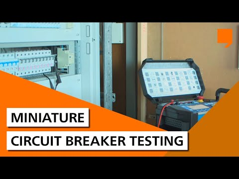 Miniature Circuit Breaker Testing
