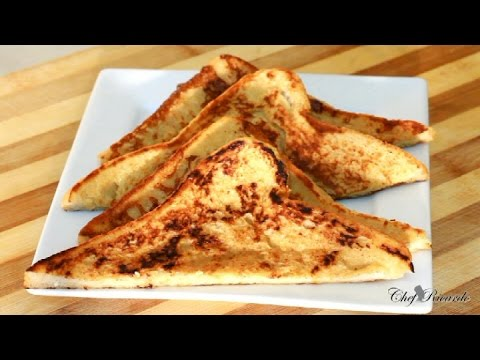 Valentines Breakfast -With Baileys French Toast  Recipe