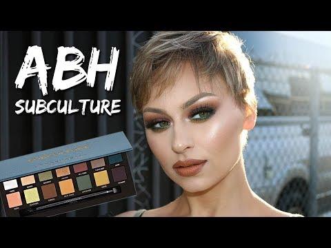 ABH Subculture Palette Tutorial | Alexandra Anele
