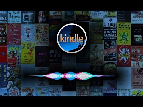How to Make Siri Read Your Kindle Books- Tip of the Day