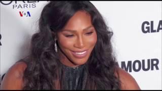 VOA Trending Topic: Serena Williams Hamil