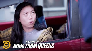The Only Thing Worse Than Getting Towed - Awkwafina is Nora from Queens