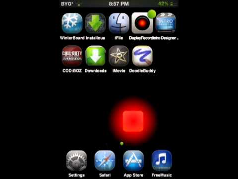 How to make YouTube pic with iPhone/iPod