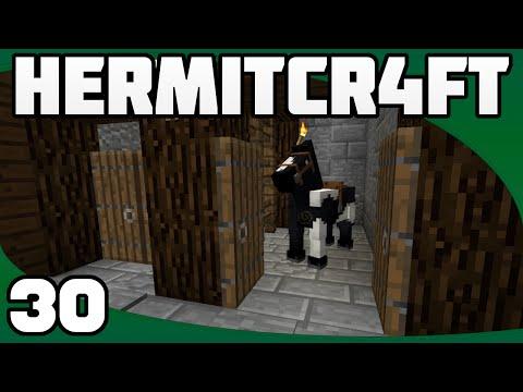 Hermitcraft 4 - Ep. 30: Dwarven Stables