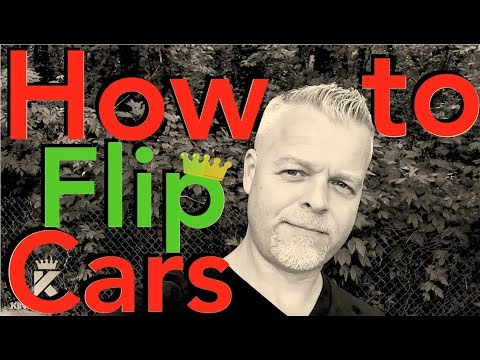 Flipping Cars For Profit ~ Make MONEY Selling on CraigsList ~ How to Buy & Sell Cars for Beginners