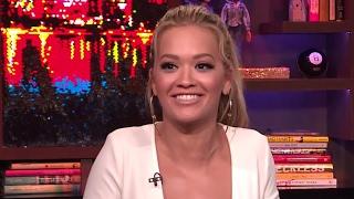 Rita Ora Spills On Ex Calvin Harris & Taylor Swift