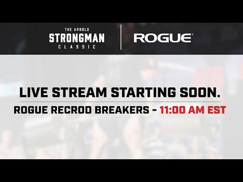 2018 Arnold Strongman Classic | Sun 10:45am EST