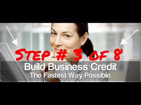 Building Business Credit 2017 (Step 3) Dell, Amazon, And Walmart Credit Cards